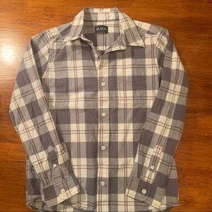 2/$24 CHILDREN'S PLACE LS Button Down Shirt (B-15)